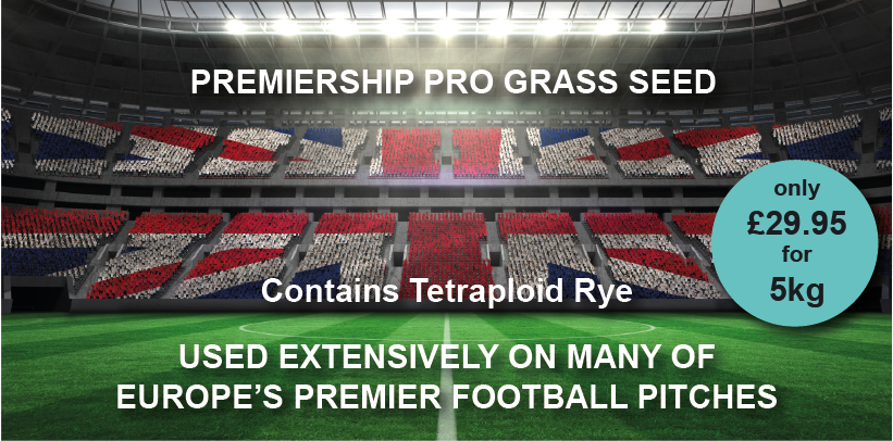 Premiership Pro Grass Seed
