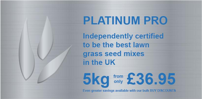Platinum Pro Grass Seed