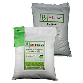 AM Pro-26 General Purpose Lawn Grass Seed with Weed, Feed & Moss Killer