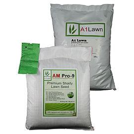 AM Pro-9 Premium Shady Lawn Grass Seed & Pre-seeder Fertiliser