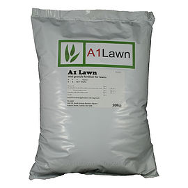 A1LAWN Ultimate Autumn/Winter Lawn Fertiliser (6-5-10 + 6fe)
