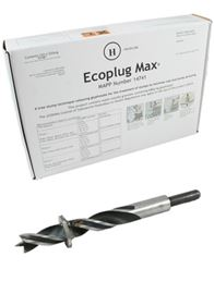 Ecoplug Max Tree Stump Killer -100 Plug Pack - Free Drill Bit