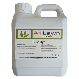 A1LAWN Blue Dye Indicator - 1 Litre