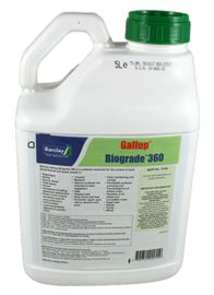 Gallup Biograde 360 Glyphosate Weed Killer