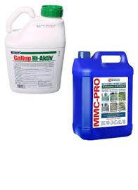 Gallup Hi-Aktiv Weed Killer & MMC-Pro Hard Surface Cleaner
