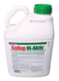 Gallup Hi-Aktiv Concentrated Glyphosate Weed Killer