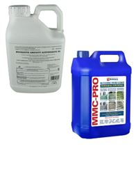 Monsanto 360 Amenity XL Weed Killer (New Clean Version) & MMC-Pro Hard Surface Cleaner