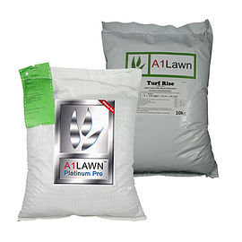 Platinum Pro Grass Seed (without Rye) with Weed, Feed & Moss Killer