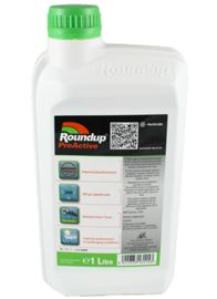 RoundUp ProActive Concentrated Glyphosate Weed Killer - 1 Litre