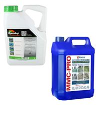 Roundup Pro-Vantage 480 Weed Killer & MMC-Pro Hard Surface Cleaner