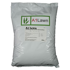 A1LAWN Ultimate Spring/Summer Lawn Fertiliser